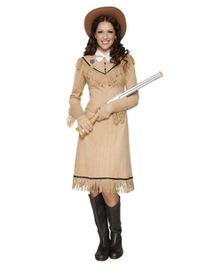 Annie Oakley Ladies Costume