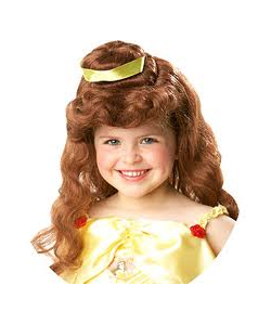 Princess Belle Wig