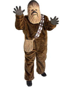 Chewbacca Official Star Wars Kid's Costume