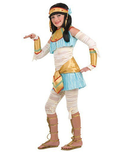Egyptian Ista Costume