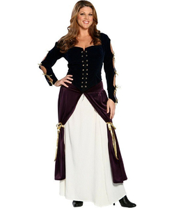 Lady Musketeer Fancy Dress