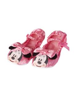 Minnie Mouse Ballet Pumps
