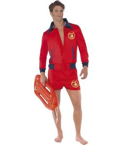 Mens Baywatch Costume