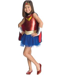 Children's Official Wonder Woman Costume