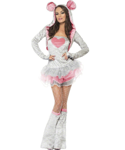 Ladies Mouse Costume