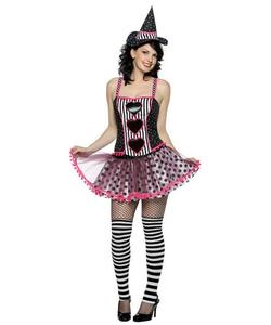 Spelladonna Witch Costume - Pink