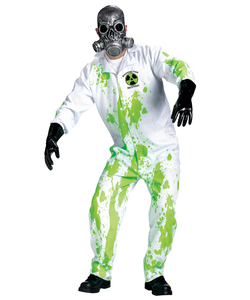 Radioactive Recover Team Costume