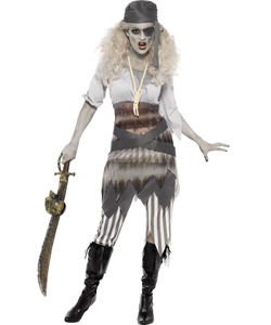 Shipwrecked Sweetie Costume