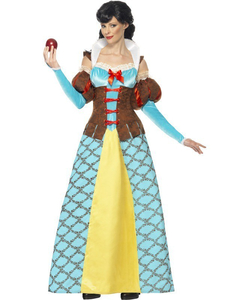 Storybook Snow Princess costume