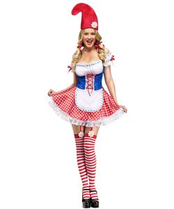 Ladies Gnome Costume