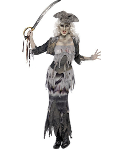 ghost ship ghoulina costume