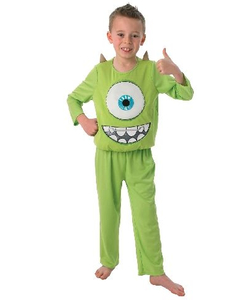 Monsters Inc Child's Mike Costume