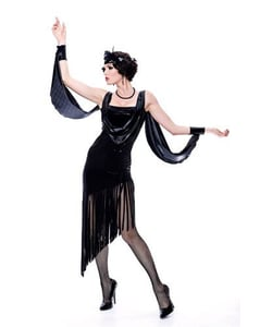 Glamour Flapper Costume