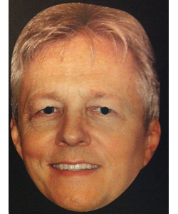 Peter Robinson Mighty Craic Mask