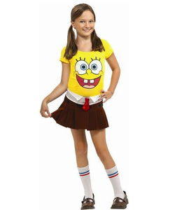 spongebob girl