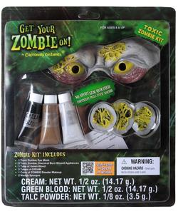 Toxic Zombie Kit