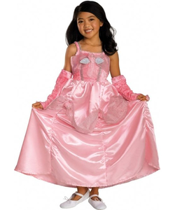Kids springtime princess costume