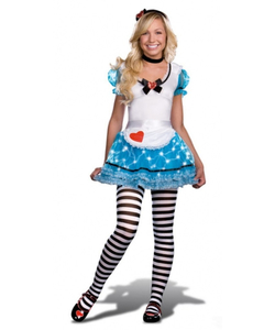 Wonderlands Delight Costume - Teen
