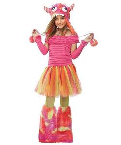 Wild Girl Costume