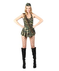 Cute Cadet Costume
