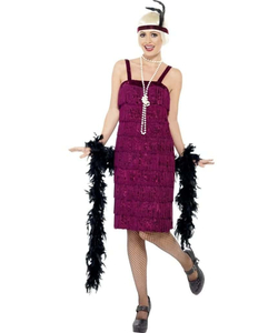 20's Jazz Flapper Costume