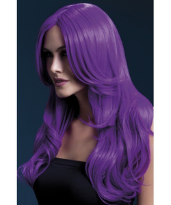 Khloe Wig - Purple