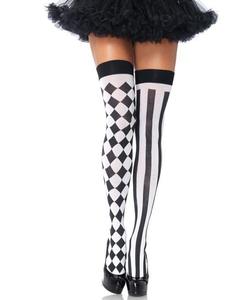 Harlequin Stockings