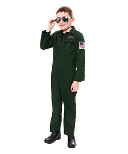 Kids Aviator Costume