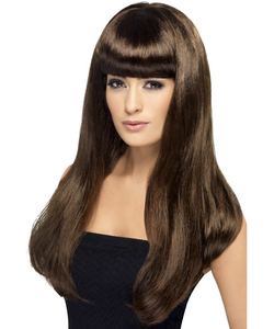 Babelicious Wig - brown