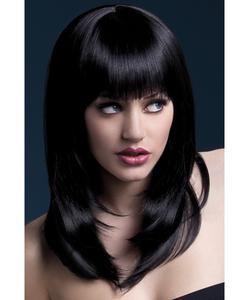 Deluxe Tanja Wig - Black