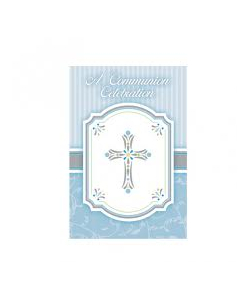 Postcard Communion Invitations