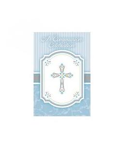Postcard Communion Invitations