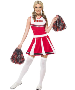 Red Cheerleader