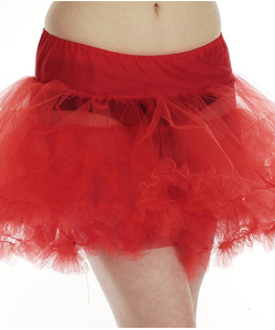 Multi Layer Tutu - Red
