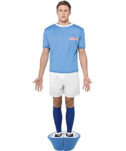 Subbuteo blue Costume