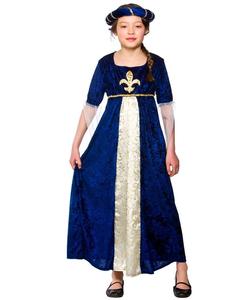 Tudor Princesss Costume - Kids