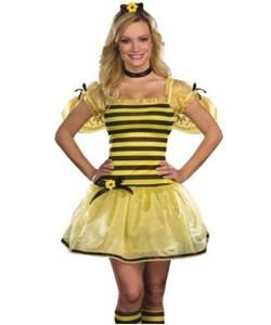Bee fancy dress