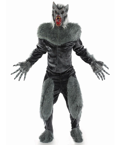 Deluxe Werewolf Fancy Dress