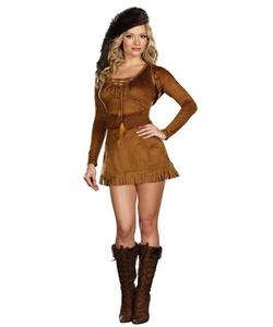 Diva Crockett Fancy Dress