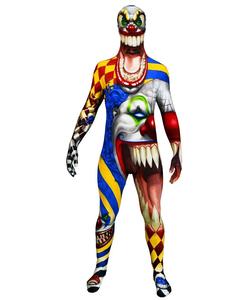 Monster Clown Morphsuit