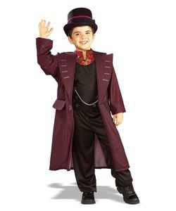 Willy Wonka Kids Costume