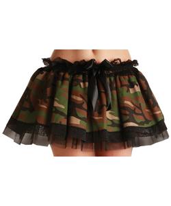 Camouflage Army Tutu