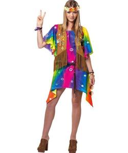 Teen Groovy girl costume