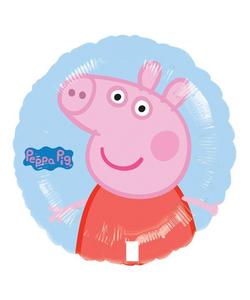 """Peppa Pig Foil Balloon - 17"""""""