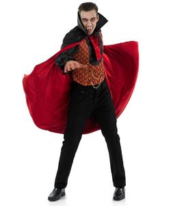 Vampire Count Fancy Dress