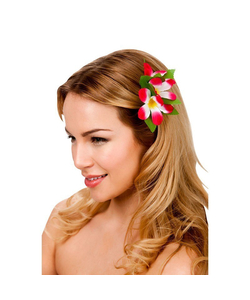 Hawaii Flower Hair Clip
