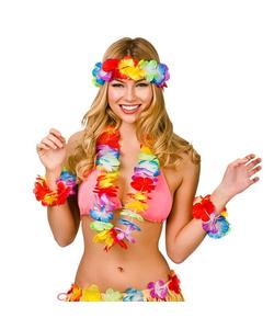 Hawaiian Leis Set