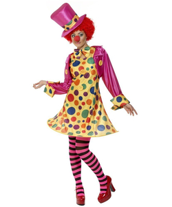Clown Lady Costume
