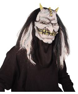 Grey Eldiablo Mask