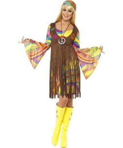 1960's Groovy Lady